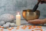 Klangschalentherapie - die sanfte Tiefenmassage